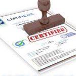 صدور گواهینامه ایزو